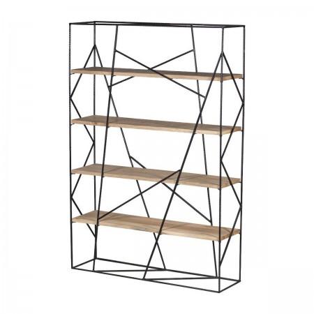 LETTO ETNICO LINE - letto bambù - camera etnica