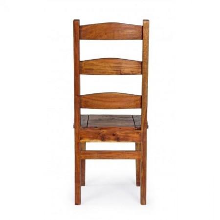 LETTO ETNICO WHITE - letto bambù - camera etnica