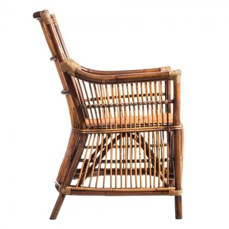 LETTO ETNICO TAO - letto bambù - camera etnica