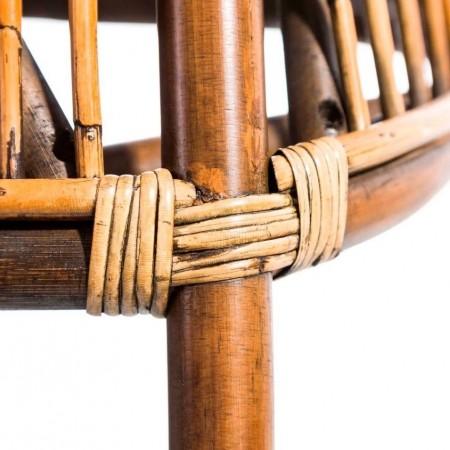 LETTO ETNICO SURYA  - letto bambù - camera etnica