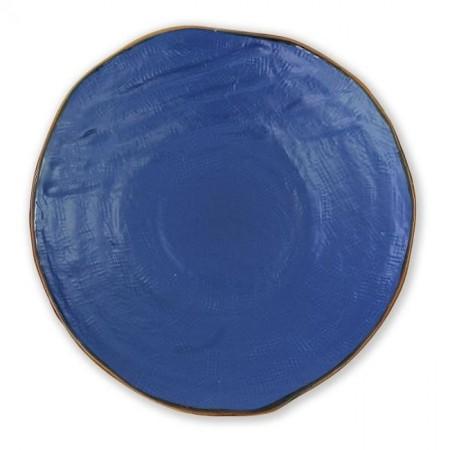Piatto Piano Blu Mediterraneo