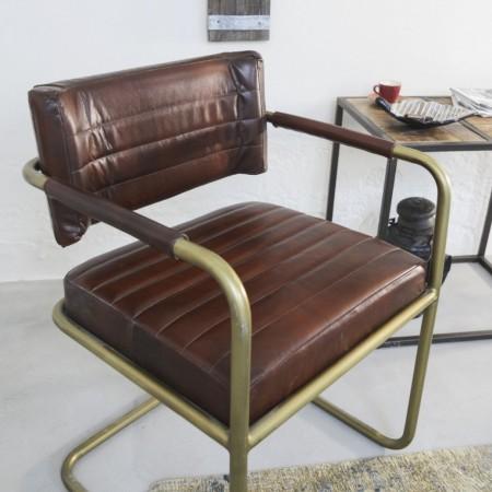 Poltrona Leather