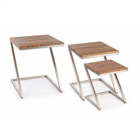 Set Tavolini da Salotto Osbert
