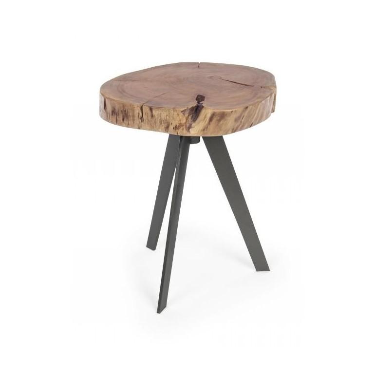 Tavolino Aron - tondo