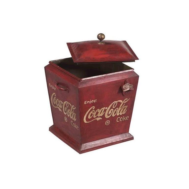 Contenitore Coca Cola